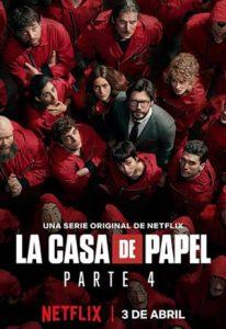ดูซีรี่ย์ออนไลน์ Netflix ฟรี Money Heist Season 4 ทรชนคนปล้นโลก ซีซั่น 4 ซับไทย พากย์ไทย เต็มเรื่อง(จบ) HD