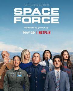 Space Force (2020) ยอดหน่วยพิทักษ์จักรวาล NETFLIX ซับไทย