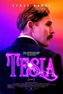 ดูหนังใหม่ชนโรง Tesla (2020) เทสลา คนล่าอนาคต เต็มเรื่อง พากย์ไทย