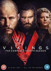 ดูซีรี่ย์ฝรั่ง Vikings Season 4 (2017) ไวกิ้งส์ นักรบพิชิตโลก ปี4 ซับไทย