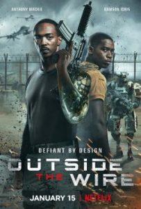 ดูหนังใหม่ชนโรง Outside the Wire (2021) สมรภูมินอกลวดหนาม เต็มเรื่อง ซับไทย