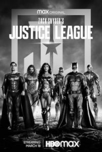 ดูหนัง Zack Snyder's Justice League (2021)