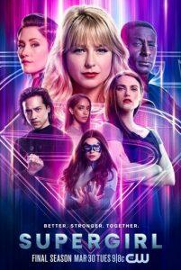 ดูซีรี่ย์ออนไลน์ SuperGirl Season 6 (2021) ซับไทย HD มาสเตอร์